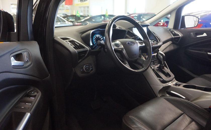 2013 Ford C MAX SEL Hybrid (cuir) #8