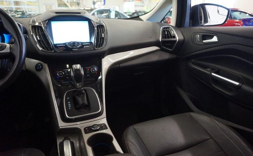 2013 Ford C MAX SEL Hybrid (cuir) #9