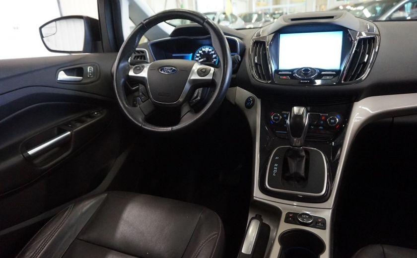 2013 Ford C MAX SEL Hybrid (cuir) #10