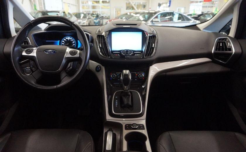 2013 Ford C MAX SEL Hybrid (cuir) #11