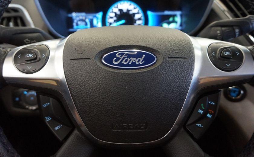 2013 Ford C MAX SEL Hybrid (cuir) #12