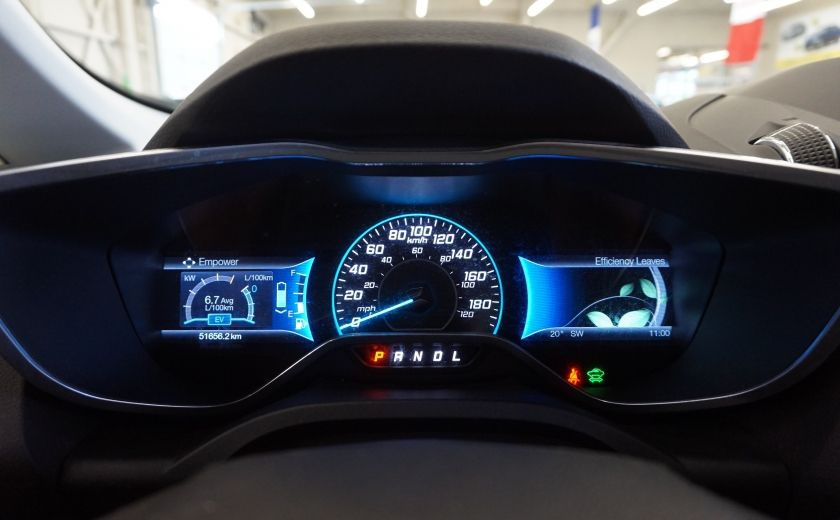 2013 Ford C MAX SEL Hybrid (cuir) #13