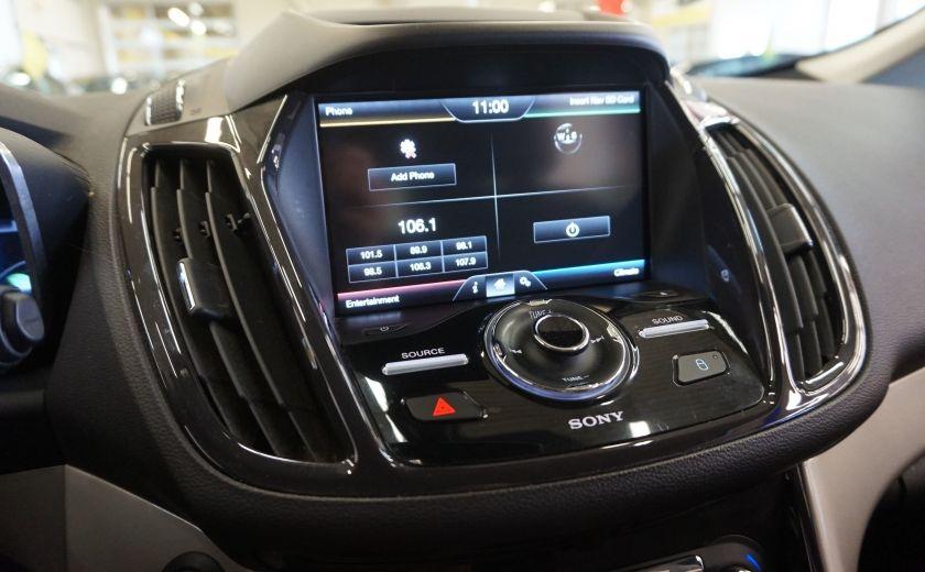 2013 Ford C MAX SEL Hybrid (cuir) #14