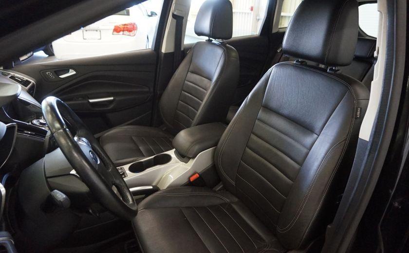 2013 Ford C MAX SEL Hybrid (cuir) #19