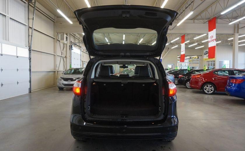 2013 Ford C MAX SEL Hybrid (cuir) #21