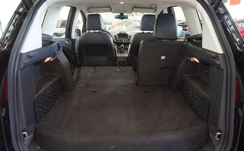 2013 Ford C MAX SEL Hybrid (cuir) #23