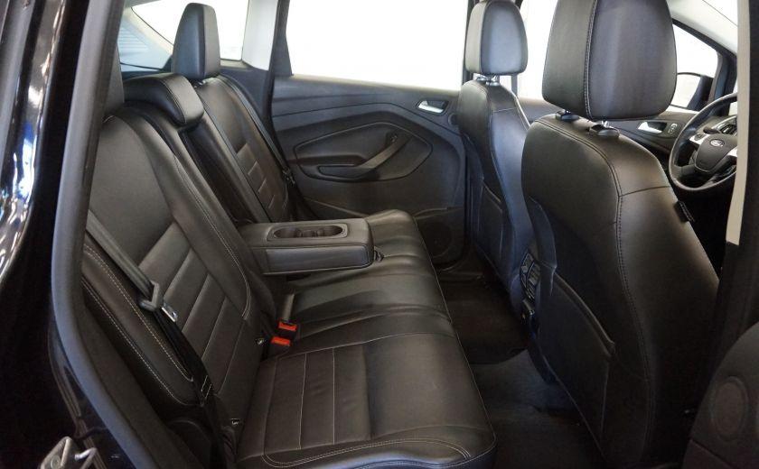 2013 Ford C MAX SEL Hybrid (cuir) #25