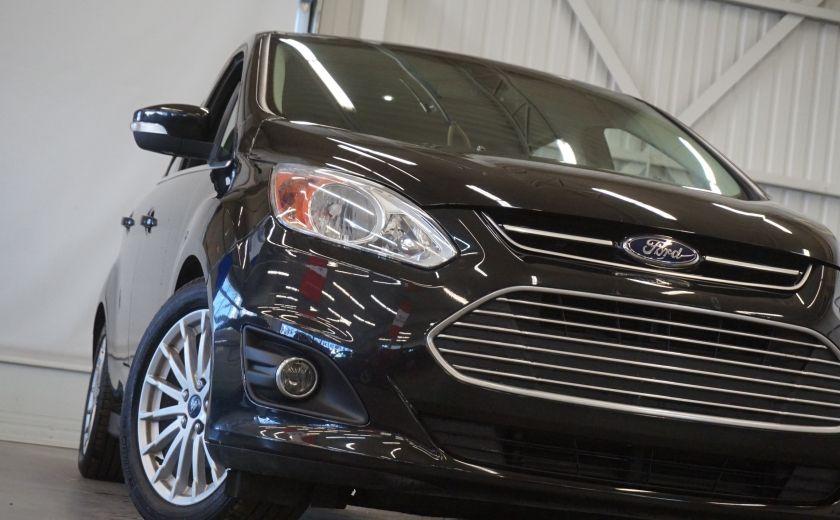 2013 Ford C MAX SEL Hybrid (cuir) #29