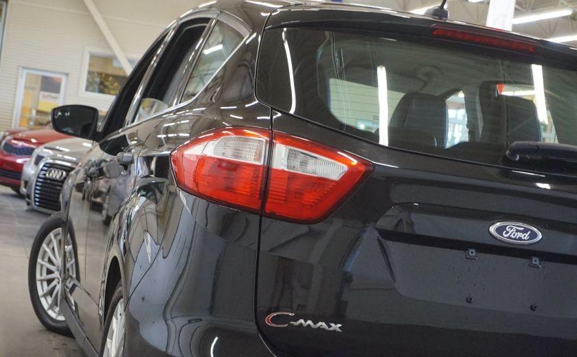 2013 Ford C MAX SEL Hybrid (cuir) #30