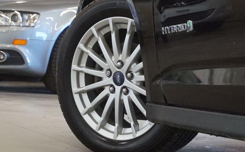 2013 Ford C MAX SEL Hybrid (cuir) #31