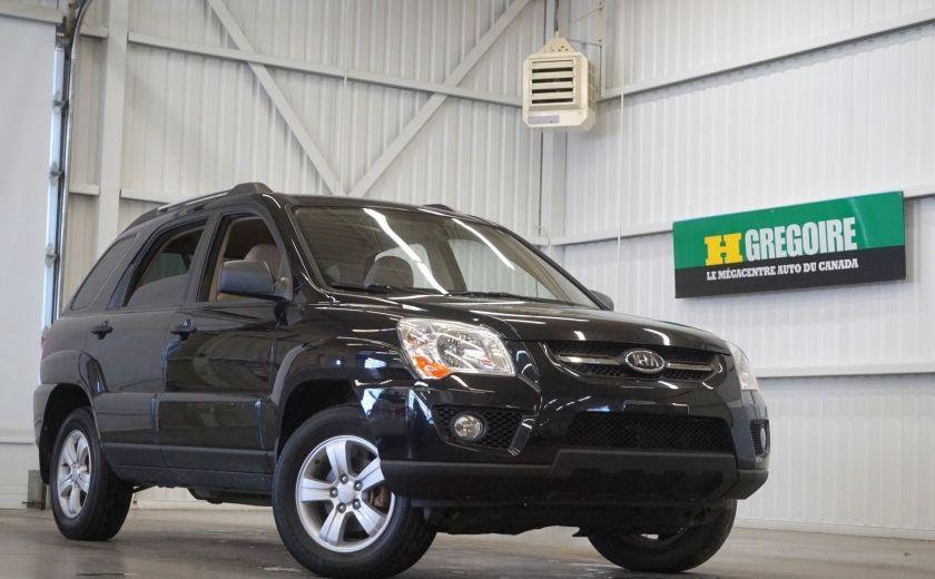 2009 Kia Sportage LX 4WD #0