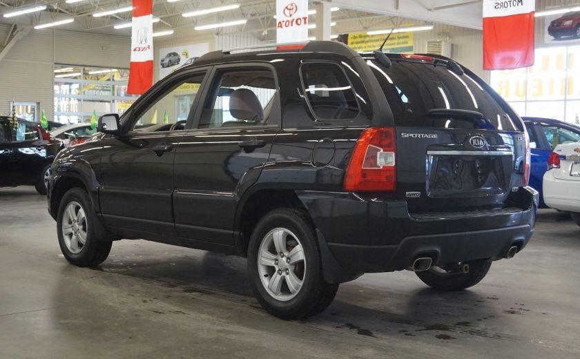 2009 Kia Sportage LX 4WD #4
