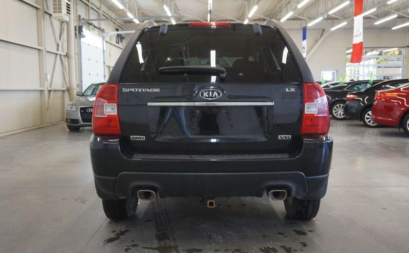 2009 Kia Sportage LX 4WD #5