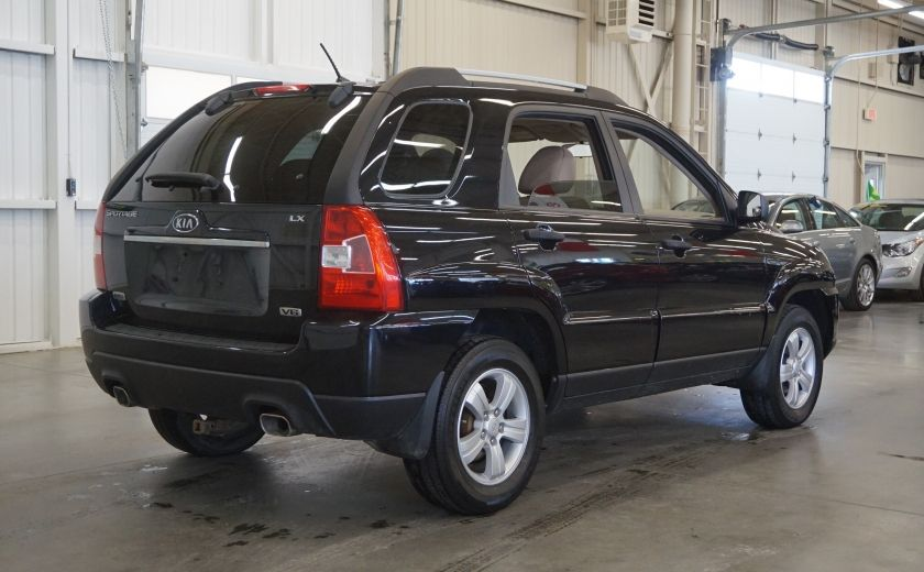 2009 Kia Sportage LX 4WD #6