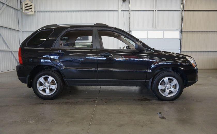 2009 Kia Sportage LX 4WD #7