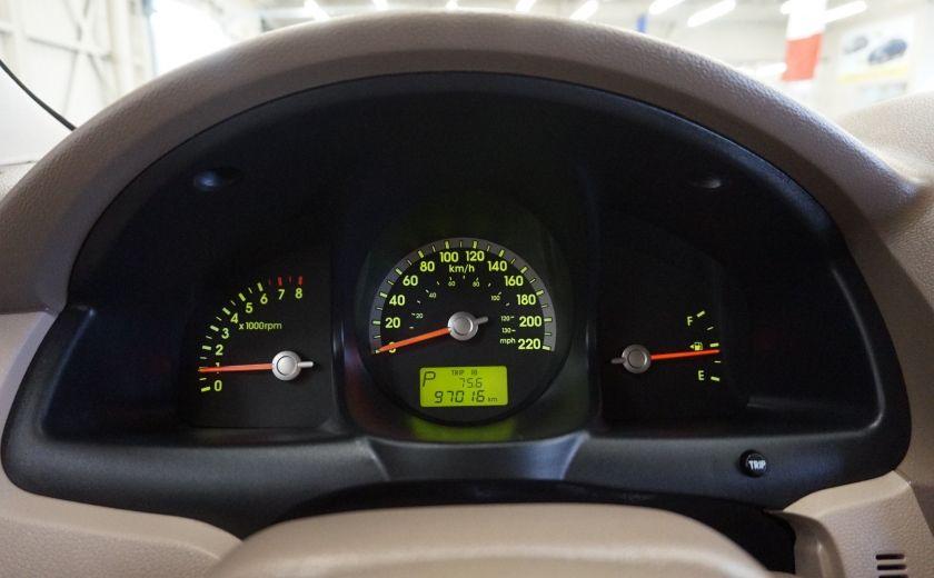 2009 Kia Sportage LX 4WD #14