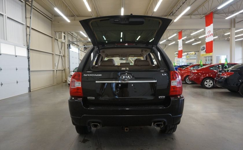 2009 Kia Sportage LX 4WD #19
