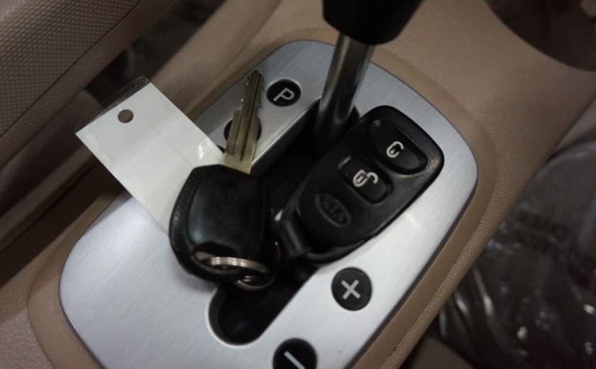 2009 Kia Sportage LX 4WD #27