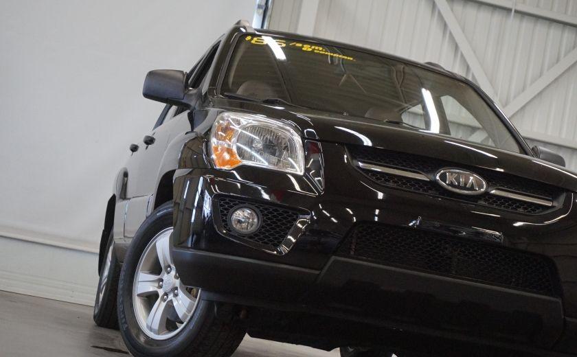 2009 Kia Sportage LX 4WD #28