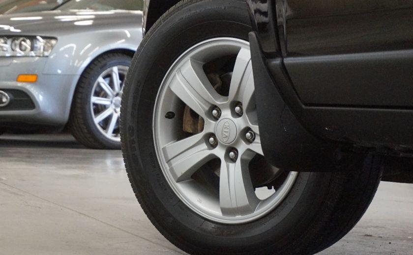 2009 Kia Sportage LX 4WD #30