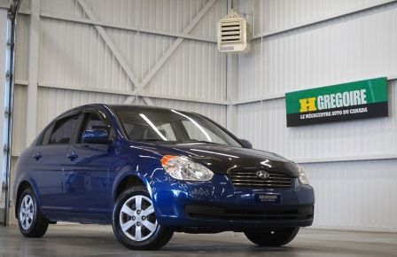 2011 Hyundai Accent GL in Drummondville