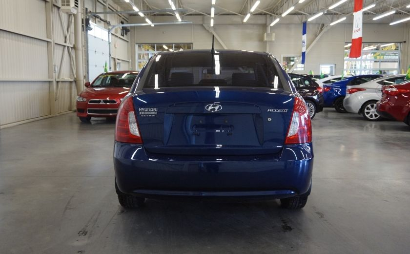 2011 Hyundai Accent GL #5