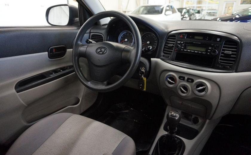 2011 Hyundai Accent GL #10