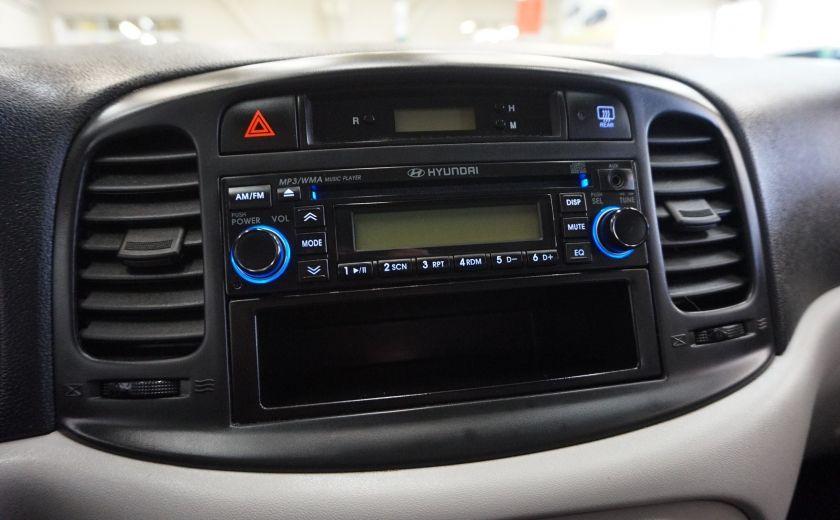 2011 Hyundai Accent GL #12