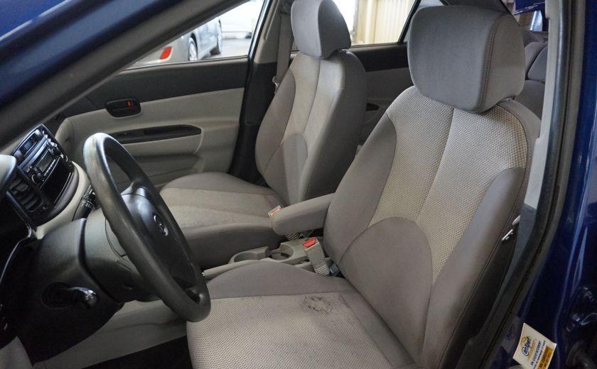 2011 Hyundai Accent GL #15