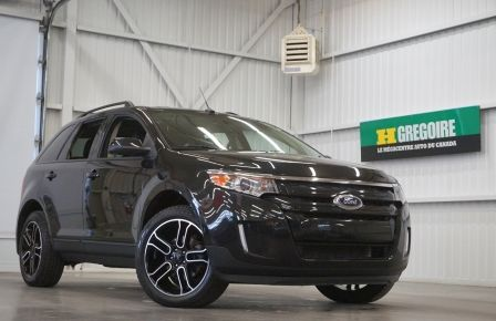 2013 Ford EDGE SEL AWD (caméra-sonar-cuir) in Repentigny