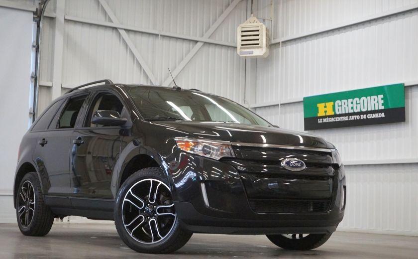2013 Ford EDGE SEL AWD (caméra-sonar-cuir) #0