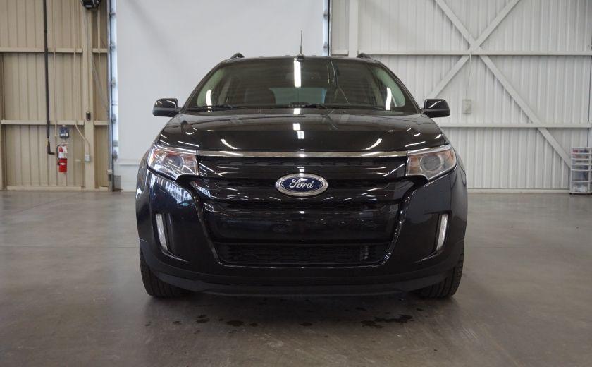 2013 Ford EDGE SEL AWD (caméra-sonar-cuir) #1