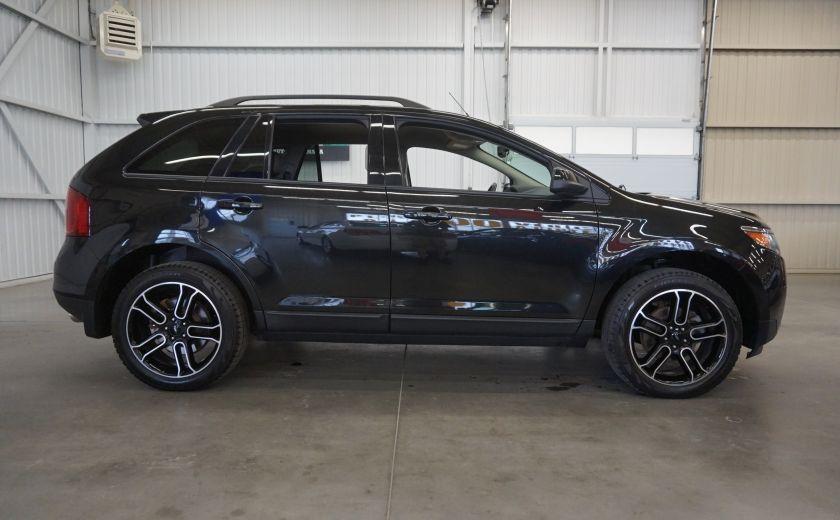 2013 Ford EDGE SEL AWD (caméra-sonar-cuir) #7