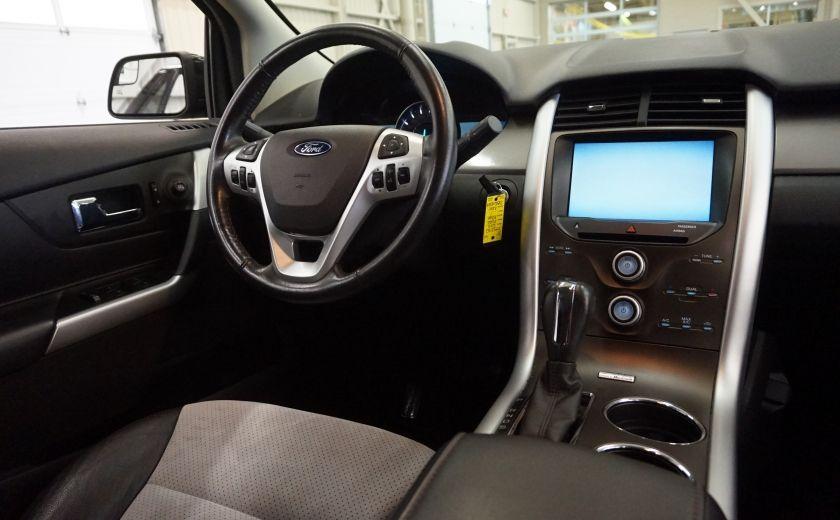 2013 Ford EDGE SEL AWD (caméra-sonar-cuir) #10