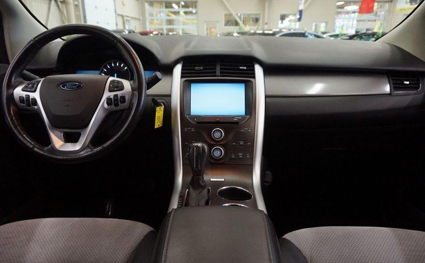 2013 Ford EDGE SEL AWD (caméra-sonar-cuir) #11
