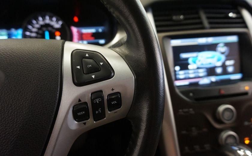 2013 Ford EDGE SEL AWD (caméra-sonar-cuir) #13