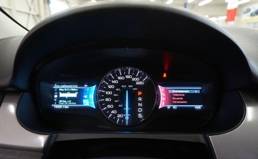 2013 Ford EDGE SEL AWD (caméra-sonar-cuir) #14