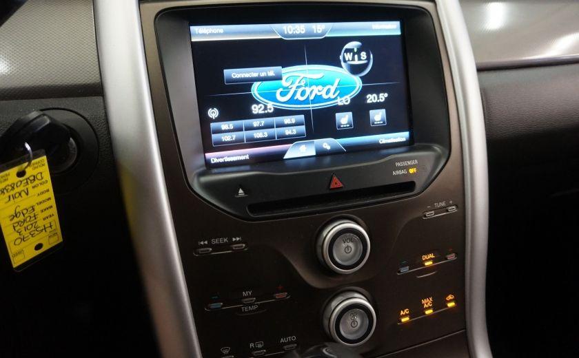 2013 Ford EDGE SEL AWD (caméra-sonar-cuir) #15