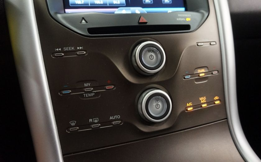 2013 Ford EDGE SEL AWD (caméra-sonar-cuir) #17