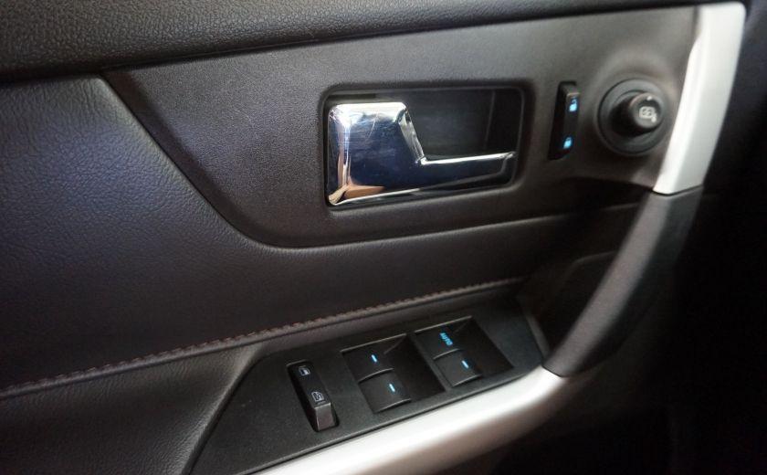 2013 Ford EDGE SEL AWD (caméra-sonar-cuir) #18