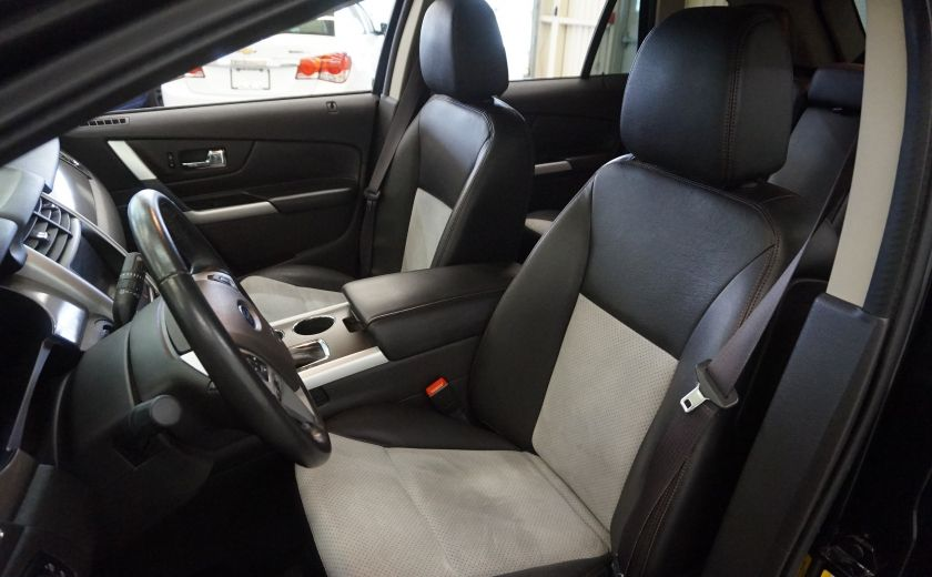 2013 Ford EDGE SEL AWD (caméra-sonar-cuir) #20