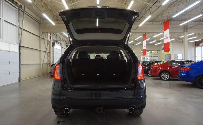 2013 Ford EDGE SEL AWD (caméra-sonar-cuir) #22