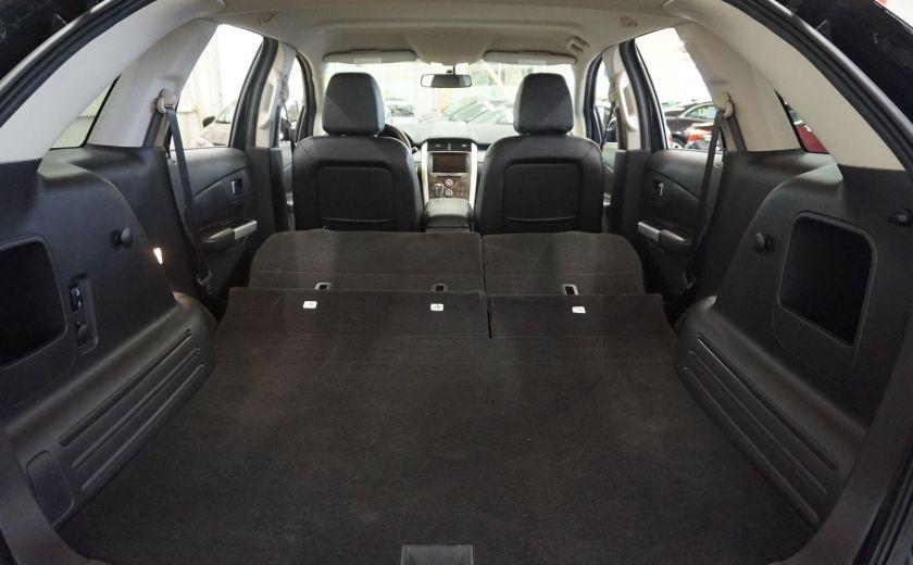 2013 Ford EDGE SEL AWD (caméra-sonar-cuir) #26