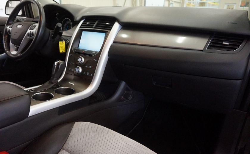 2013 Ford EDGE SEL AWD (caméra-sonar-cuir) #29
