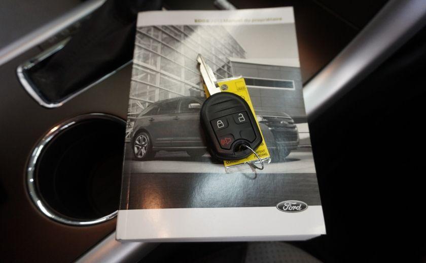 2013 Ford EDGE SEL AWD (caméra-sonar-cuir) #30
