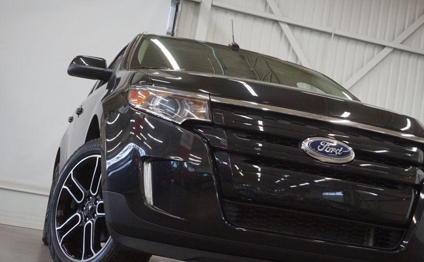2013 Ford EDGE SEL AWD (caméra-sonar-cuir) #32