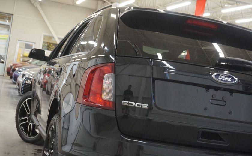 2013 Ford EDGE SEL AWD (caméra-sonar-cuir) #33