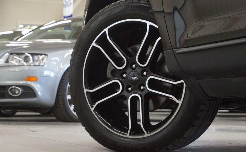 2013 Ford EDGE SEL AWD (caméra-sonar-cuir) #35