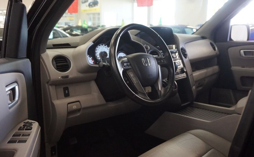 2014 Honda Pilot EX-L AWD (cuir-caméra-toit) #8