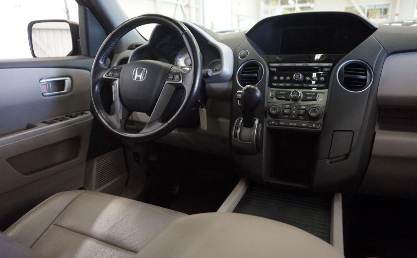 2014 Honda Pilot EX-L AWD (cuir-caméra-toit) #10
